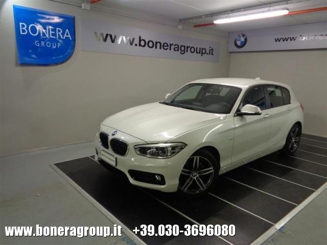 BMW 116 d 5p. Sport - DOPPIO TRENO GOMME Immagine 0