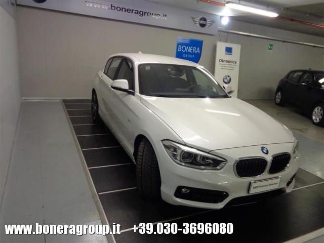 BMW 116 d 5p. Sport - DOPPIO TRENO GOMME Immagine 3