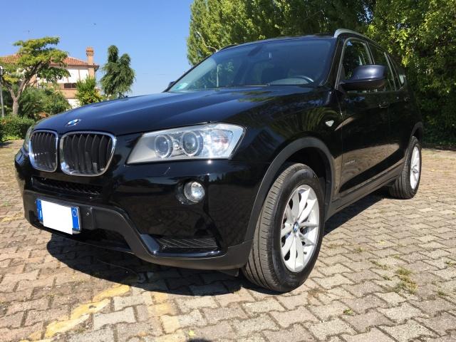 BMW X3 xDrive20d 184 CV MANUALE Immagine 0