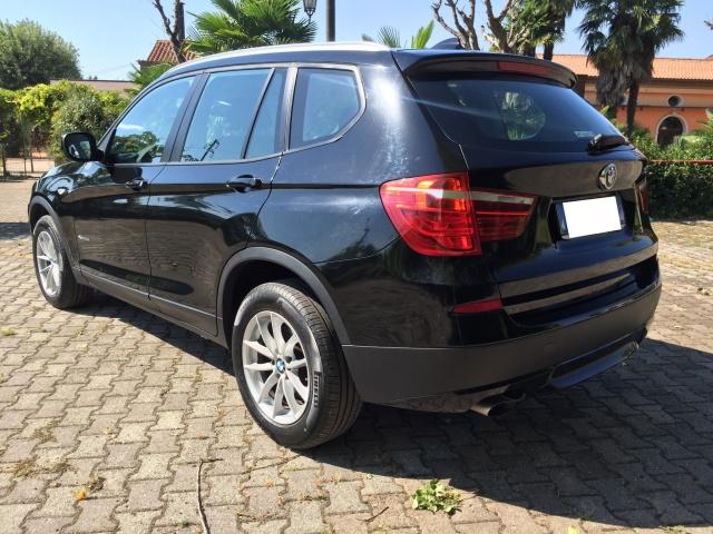 BMW X3 xDrive20d 184 CV MANUALE Immagine 3