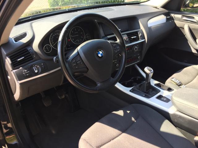 BMW X3 xDrive20d 184 CV MANUALE Immagine 4
