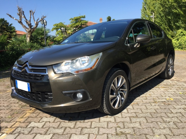 DS DS 4 1.6 e-HDi 110 airdream Business Immagine 0