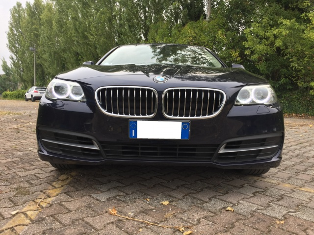 BMW 525 ( 2.0) d xDrive Touring Business Automatica  4x4 Immagine 4