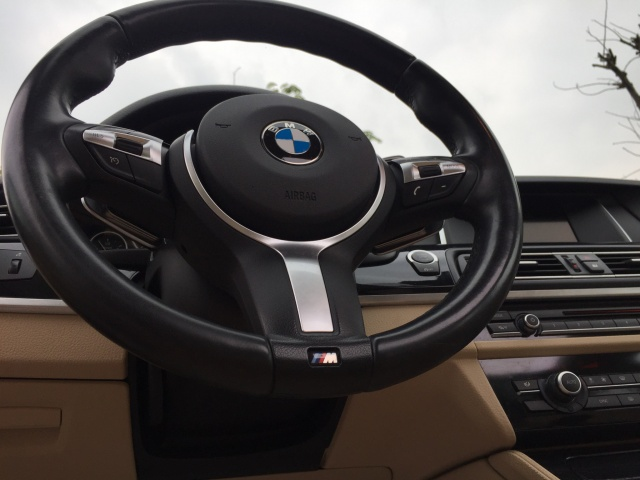 BMW 525 ( 2.0) d xDrive Touring Business Automatica  4x4 Immagine 1