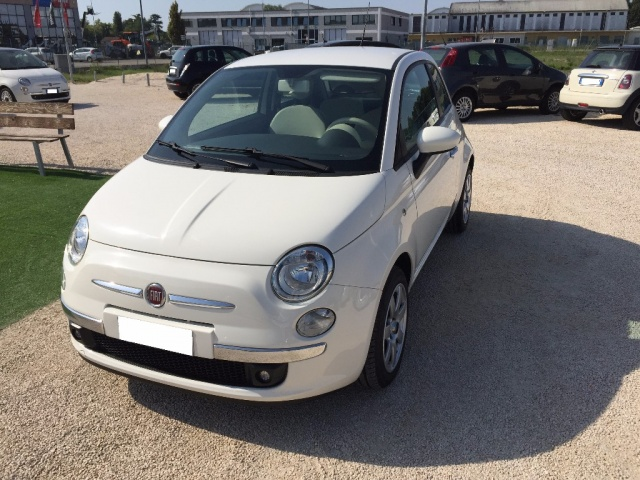 FIAT 500 1.3 Multijet 16V 75CV ANCHE PER NEOPATENTATI Immagine 0
