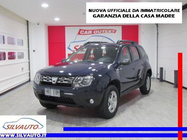 DACIA Duster 1.6 GPL AMBIANCE FAMILY 4X2 115CV Immagine 0