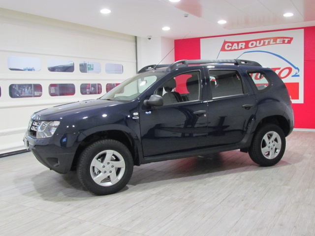DACIA Duster 1.6 GPL AMBIANCE FAMILY 4X2 115CV Immagine 1