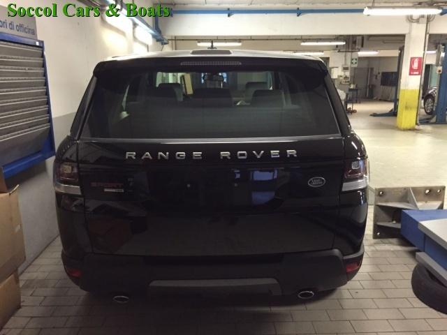LAND ROVER Range Rover Sport 3.0 TDV6 HSE Dynamic*SEDILI VENTILATI*PRONTA CONSE Immagine 2