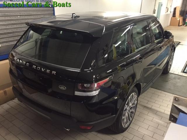 LAND ROVER Range Rover Sport 3.0 TDV6 HSE Dynamic*SEDILI VENTILATI*PRONTA CONSE Immagine 1
