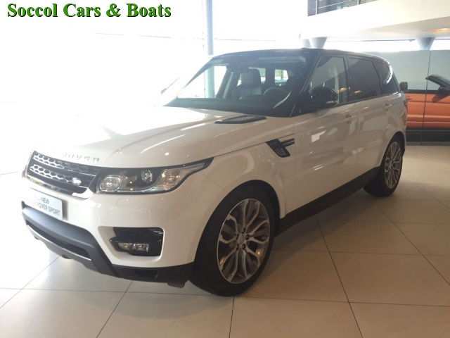 LAND ROVER Range Rover Sport 3.0 TDV6 HSE Dynamic* TETTO PANORAMICO*PRONTA CONS Immagine 3