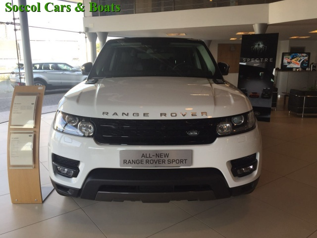 LAND ROVER Range Rover Sport 3.0 TDV6 HSE Dynamic* TETTO PANORAMICO*PRONTA CONS Immagine 1