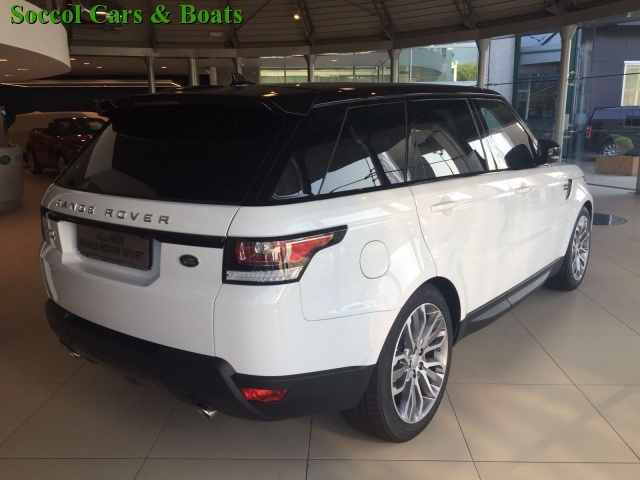 LAND ROVER Range Rover Sport 3.0 TDV6 HSE Dynamic* TETTO PANORAMICO*PRONTA CONS Immagine 2