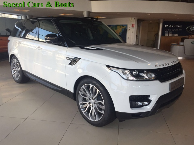 LAND ROVER Range Rover Sport 3.0 TDV6 HSE Dynamic* TETTO PANORAMICO*PRONTA CONS Immagine 0
