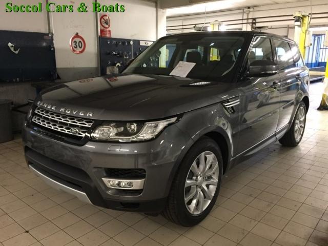 LAND ROVER Range Rover Sport 3.0 TDV6 HSE*PRONTA CONSEGNA* UFF ITALIA!! Immagine 0
