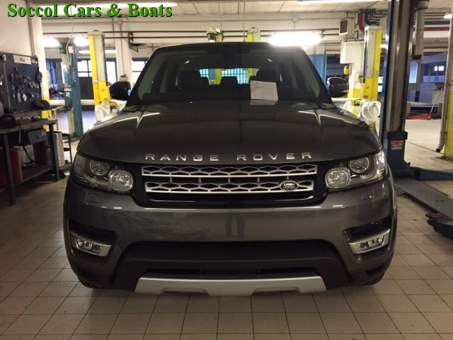LAND ROVER Range Rover Sport 3.0 TDV6 HSE*PRONTA CONSEGNA* UFF ITALIA!! Immagine 1
