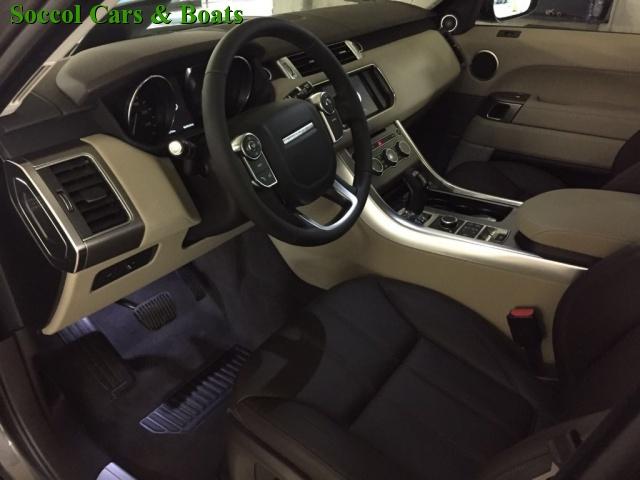 LAND ROVER Range Rover Sport 3.0 TDV6 HSE*PRONTA CONSEGNA* UFF ITALIA!! Immagine 4