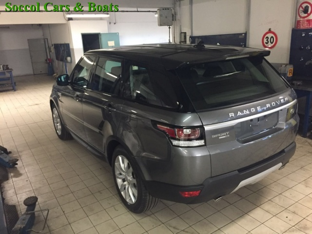 LAND ROVER Range Rover Sport 3.0 TDV6 HSE*PRONTA CONSEGNA* UFF ITALIA!! Immagine 3