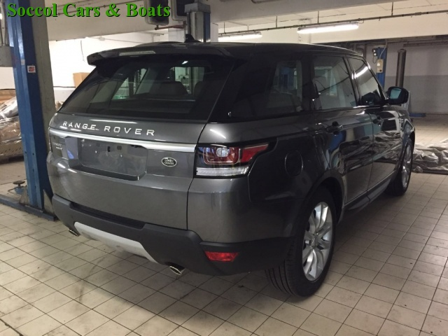 LAND ROVER Range Rover Sport 3.0 TDV6 HSE*PRONTA CONSEGNA* UFF ITALIA!! Immagine 2