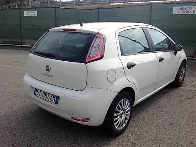 FIAT Punto 1.3 MJT 75CV 5 porte Van Seven 4 posti Immagine 2