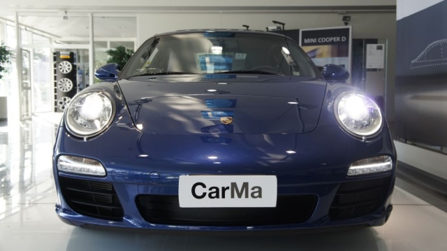 PORSCHE 911 Carrera Coupé 997 Immagine 2