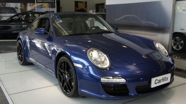 PORSCHE 911 Carrera Coupé 997 Immagine 0