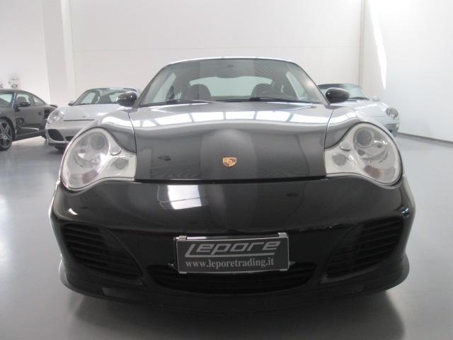 PORSCHE 911 Turbo cat Coupé Immagine 1