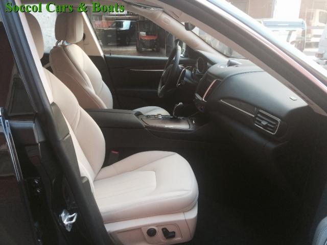 MASERATI Levante V6 Diesel 275 CV AWD*PRONTA CONSEGNA!!UFF ITALIA!! Immagine 2
