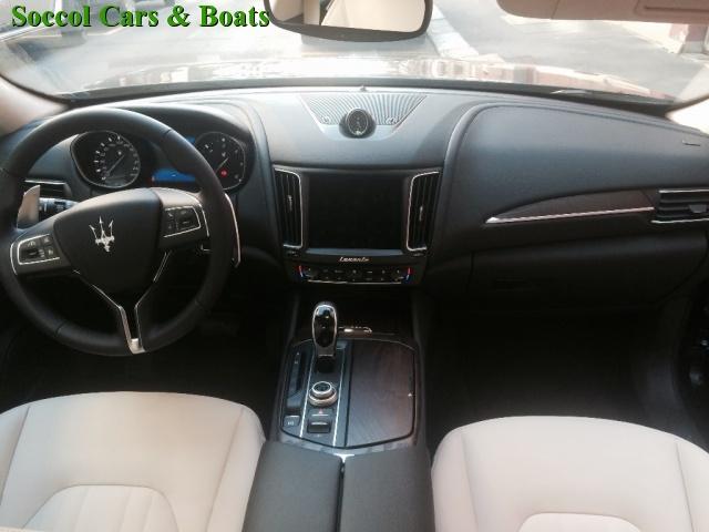 MASERATI Levante V6 Diesel 275 CV AWD*PRONTA CONSEGNA!!UFF ITALIA!! Immagine 3