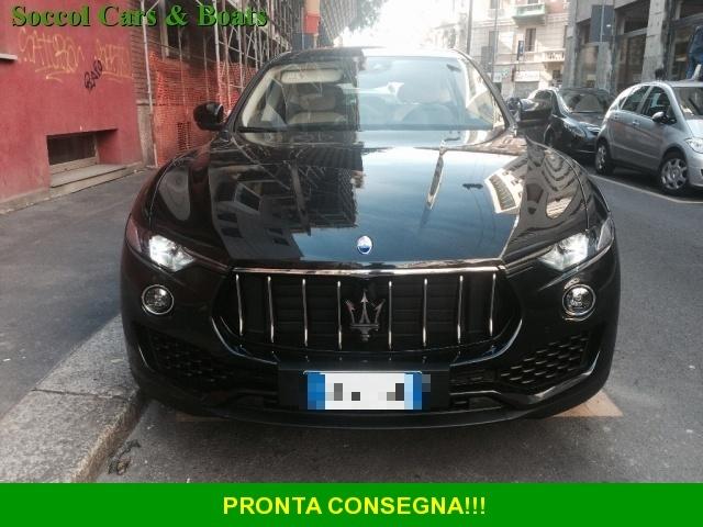 MASERATI Levante V6 Diesel 275 CV AWD*PRONTA CONSEGNA!!UFF ITALIA!! Immagine 1