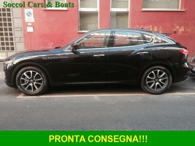MASERATI Levante V6 Diesel 275 CV AWD*PRONTA CONSEGNA!!UFF ITALIA!! Immagine 0