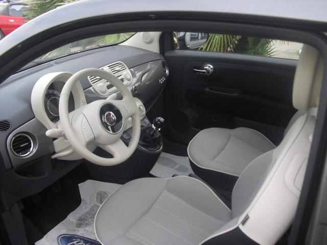 FIAT 500 1.2 Lounge 69 cv GARANTITA Immagine 4