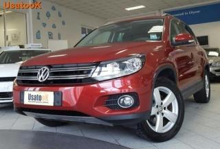 Volkswagen tiguan usato 2.0 tdi 140cv 4motion track & style