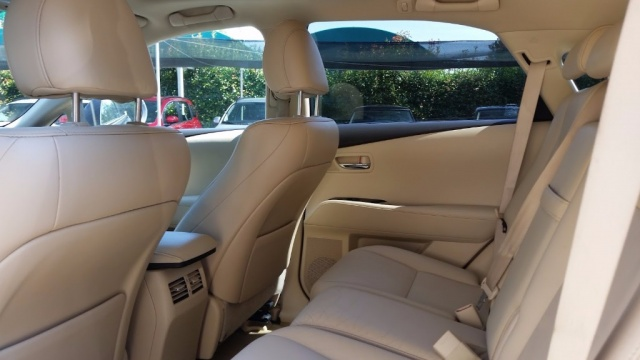 LEXUS RX 450h RX Hybrid New Ambassador Immagine 3