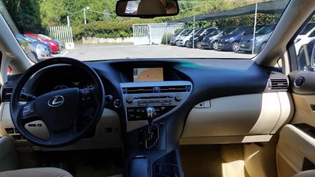 LEXUS RX 450h RX Hybrid New Ambassador Immagine 4