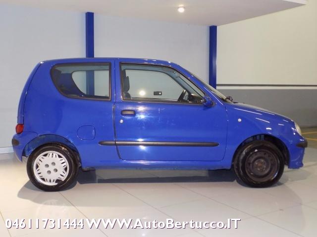 FIAT Seicento 1.1i cat SX Immagine 3