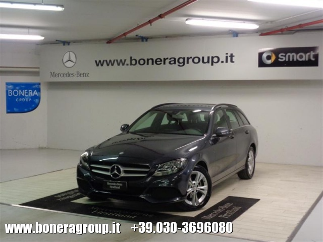 MERCEDES-BENZ C 180 d S.W. Automatic Executive Immagine 0