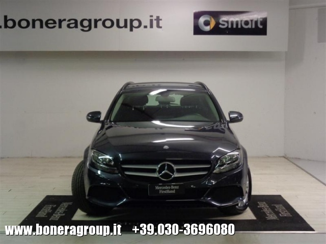 MERCEDES-BENZ C 180 d S.W. Automatic Executive Immagine 2