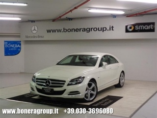 Mercedes classe cls usato cls 350 cdi blueefficiency 4matic