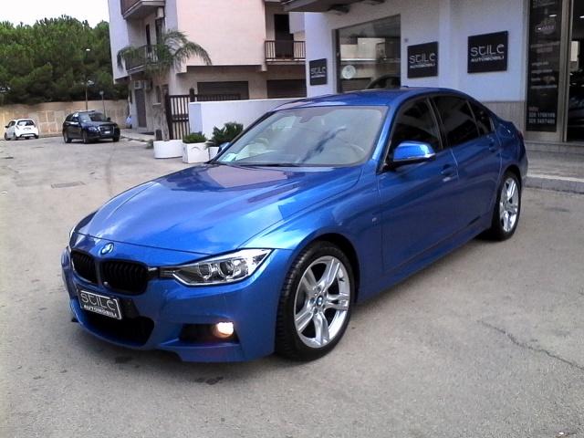 BMW 318 d M sport BLU ESTORIL IVA ESPOSTA Immagine 1