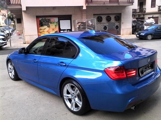 BMW 318 d M sport BLU ESTORIL IVA ESPOSTA Immagine 3
