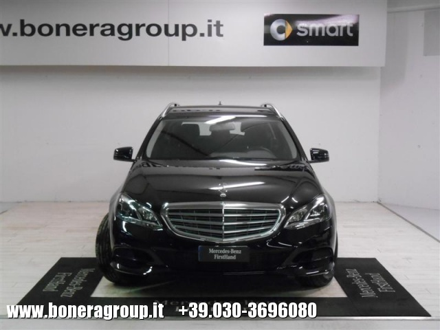 MERCEDES-BENZ E 200 BlueTEC S.W. Automatic Business Immagine 2