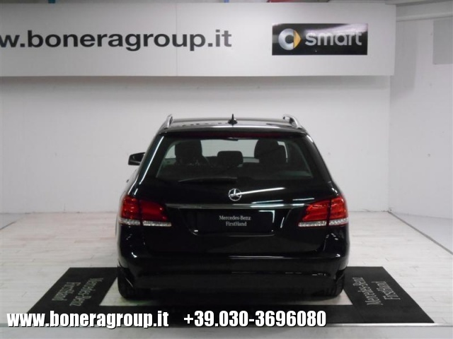 MERCEDES-BENZ E 200 BlueTEC S.W. Automatic Business Immagine 3