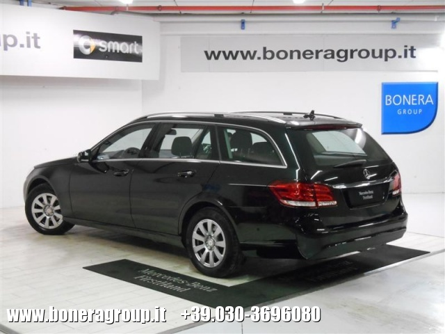 MERCEDES-BENZ E 200 BlueTEC S.W. Automatic Business Immagine 4
