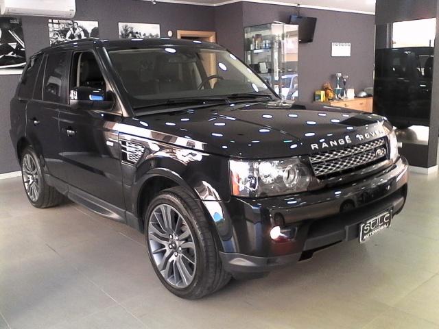 LAND ROVER Range Rover Sport 3.0 SDV6 HSE Immagine 2