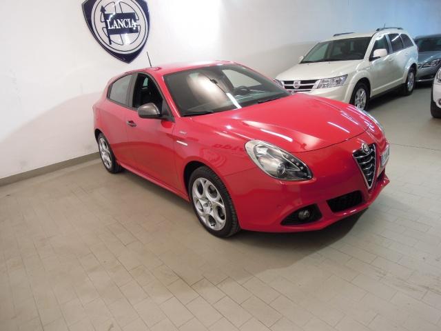 ALFA ROMEO Giulietta 1.6 JTDm-2 105 CV Sprint Immagine 2