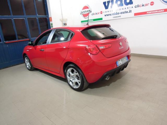 ALFA ROMEO Giulietta 1.6 JTDm-2 105 CV Sprint Immagine 3