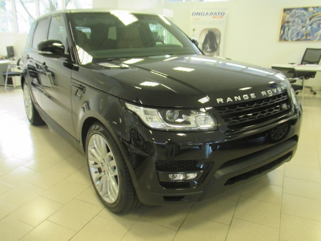 LAND ROVER Range Rover Sport 3.0 SDV6 HSE Dynamic Immagine 0