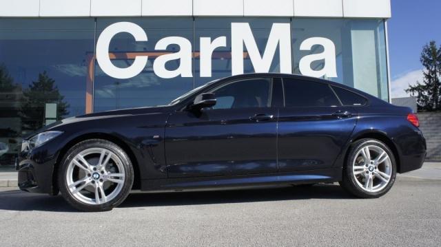 BMW 420 d xDrive Gran Coupé Msport IVA ESPOSTA Immagine 1