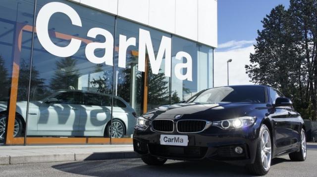 BMW 420 d xDrive Gran Coupé Msport IVA ESPOSTA Immagine 0