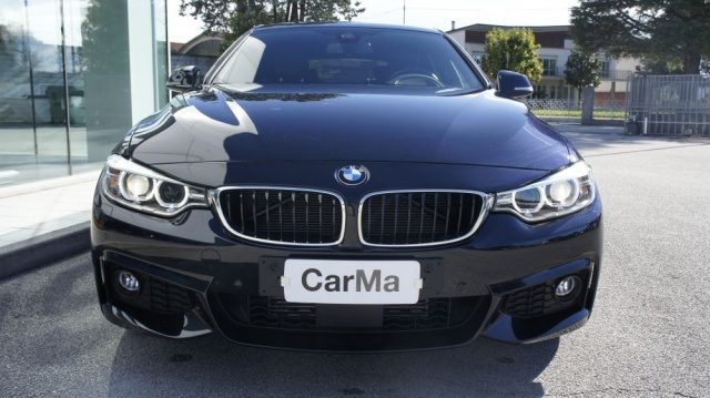 BMW 420 d xDrive Gran Coupé Msport IVA ESPOSTA Immagine 2